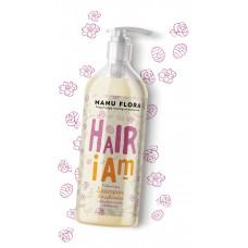 Pielęgnacyjny szampon do włosów MANU FLORA