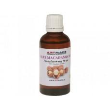Olej macadamia tłoczony na zimno 50ml