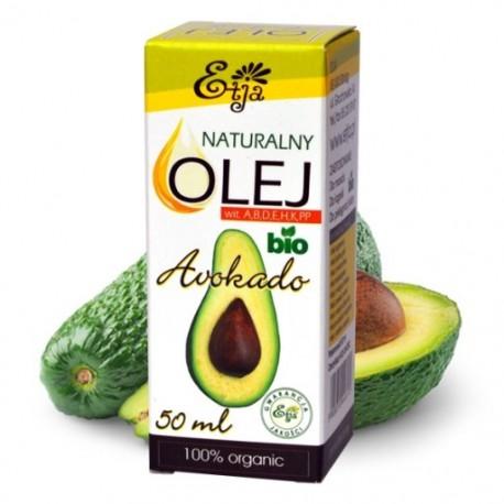 Olej Awokado BIO